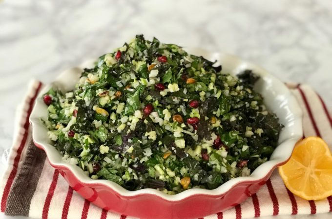 Rosh Hashanah Recipes: include pomegranate seeds