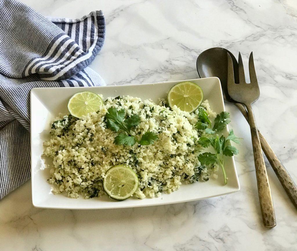 Simple Cauliflower Rice