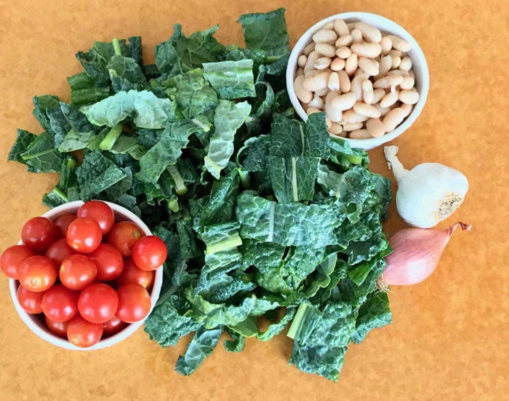 Beans + Greens