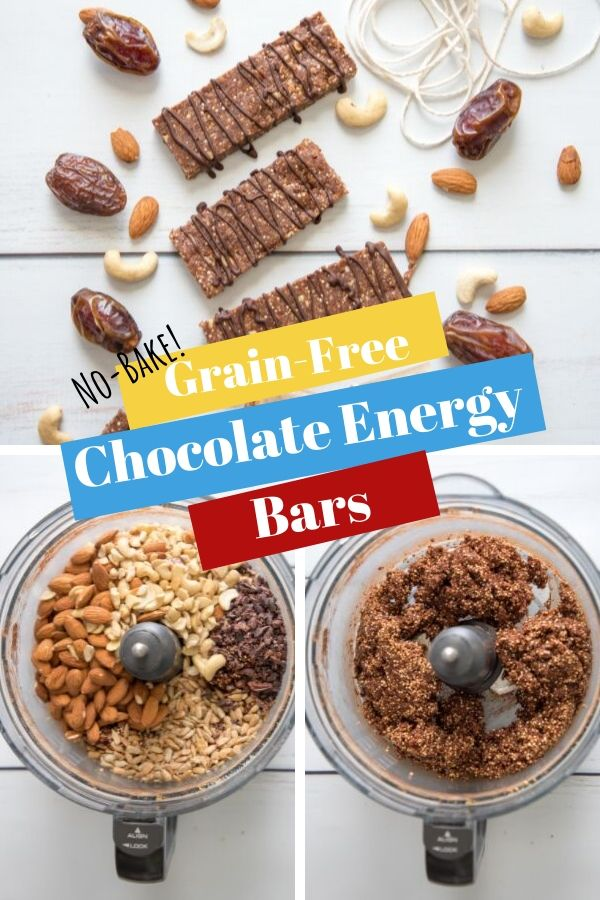 what it takes to make a healthy energy bar