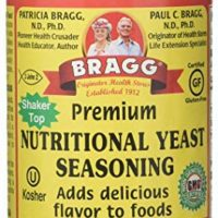 Bragg Nutritional Premium Yeast Seasoning, 4.5 Ounce